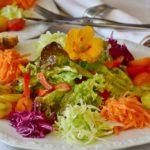 話題のパワーサラダ☆栄養たっぷり野菜で健康も美容も!