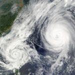 台風17号の進路予想2019!JRや飛行状況・ライブカメラで主要スポットを確認