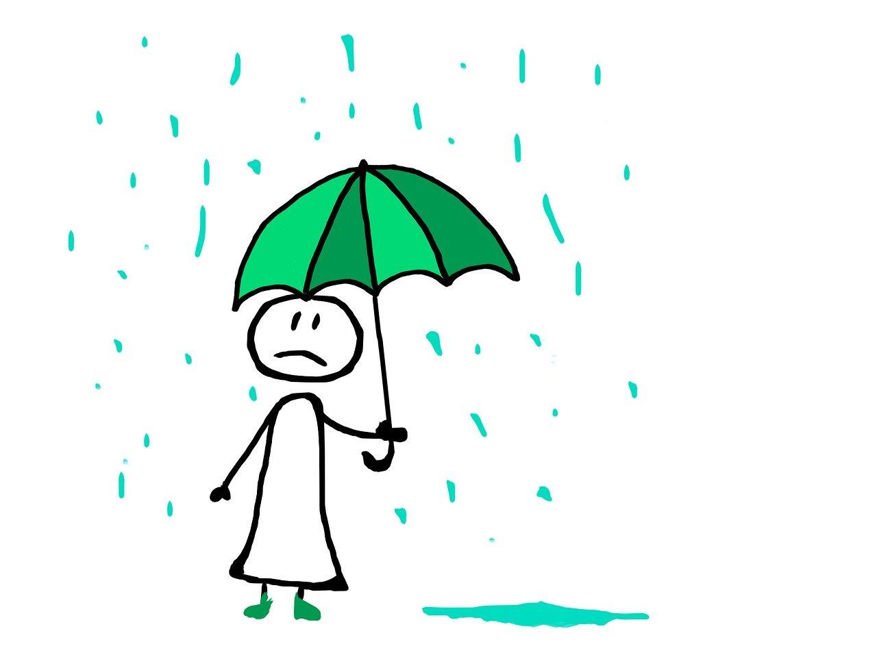 アレルギー性鼻炎は雨の日と関係あるの?実はこのような関係があった!