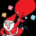 サンタクロースを折り紙で簡単に作る折り方!子供でも簡単にクリスマス装飾を!