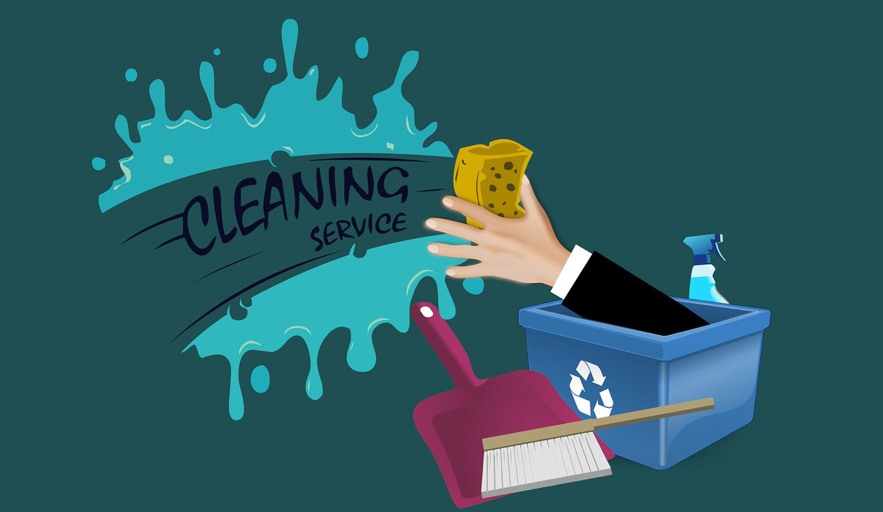 大掃除をしないと運気は下がる?アップの秘訣は【掃除して】当たり前!