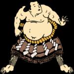 折り紙でお相撲さんの作り方!とんとん紙相撲で簡単におうち相撲大会!